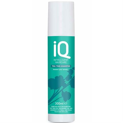 IQ Intelligent Haircare Tea Tree Shampoo 300ml