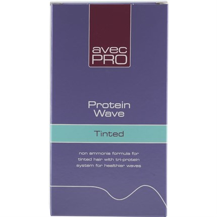 Avec Pro Perm Protein Wave - Tinted