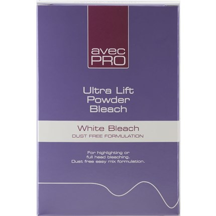 Avec Ultra Lift Powder Bleach White 500g