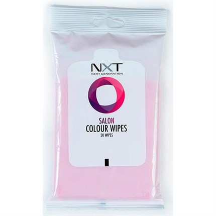NXT Salon Colour Wipes Pk30