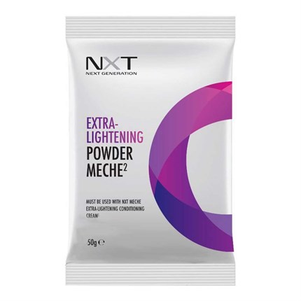 NXT Meche Extra Lightening Powder Sachets