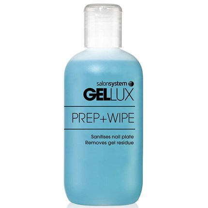 Salon System Gellux Prep + Wipe 250ml