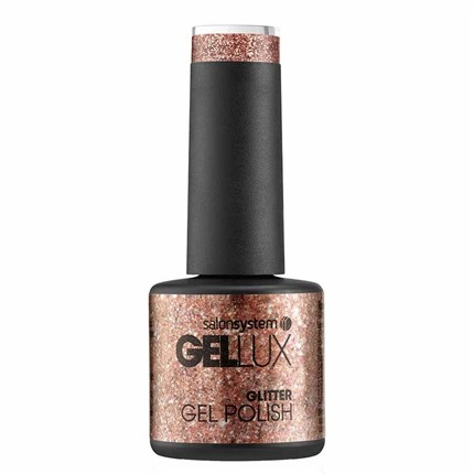 Salon System Gellux Mini 8ml - Rosie Gold