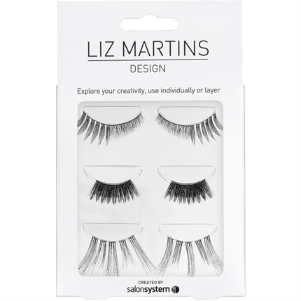 Liz Martins Strip Lashes - Design Kit 2