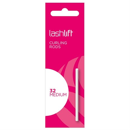 Salon System Lashperm Lashlift Curlers Pk32 - Medium