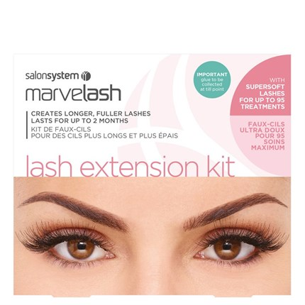 Salon System Marvelash Student Eyelash Extension Kit