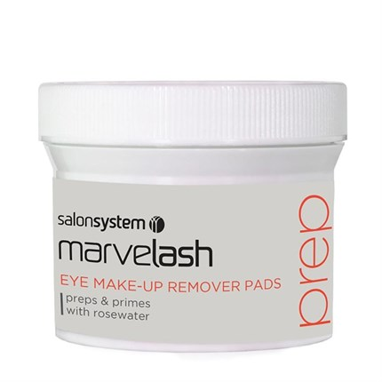 Salon System Marvelash Eye Make-up Remover Pads (50)