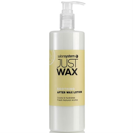 Salon System Just Wax After Wax Lotion - 500ml