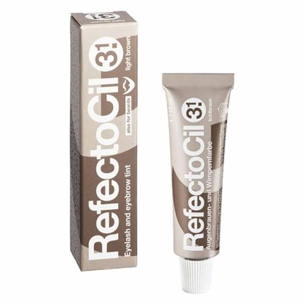 RefectoCil Lash & Brow Tint 3.1 - Light Brown 15ml