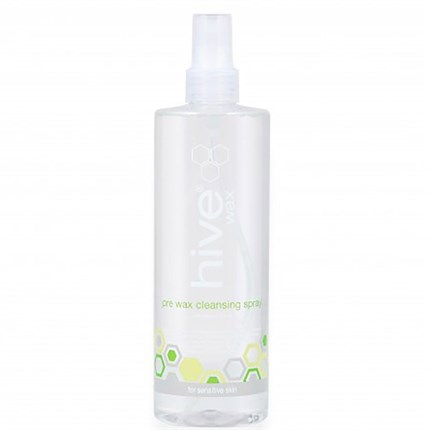Hive Pre Wax Cleansing Oil With Coconut & Lime 400ml