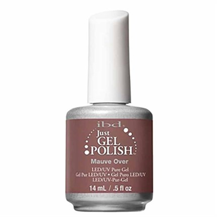 Ibd Just Gel Polish 14ml - Mauve Over