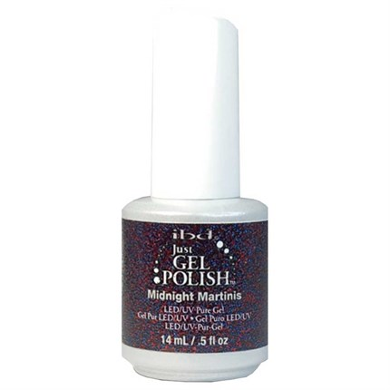 Ibd Just Gel Polish 14ml - Midnight Martinis