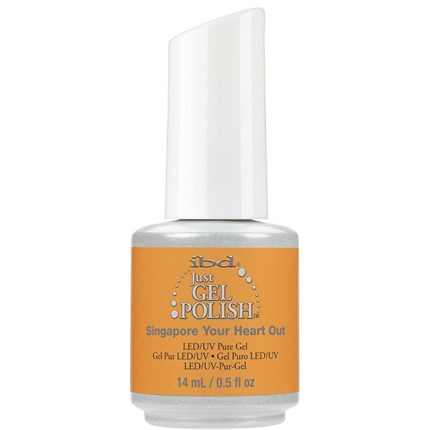 Ibd Just Gel Polish 14ml - Singapore Your Heart Out