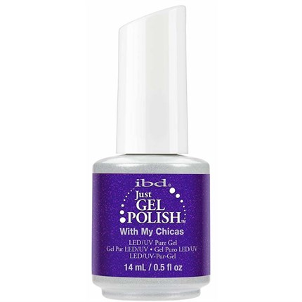 Ibd Just Gel Polish 14ml - With My Chicas