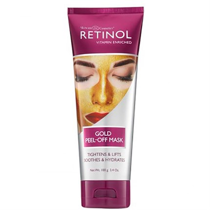 HOF Retinol Anti-Aging Gold Peel Off Mask 100g