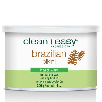 Clean+Easy Brazilian Hard Wax 396g