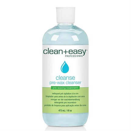 Clean+Easy Cleanse Pre-Wax Cleanser 473ml