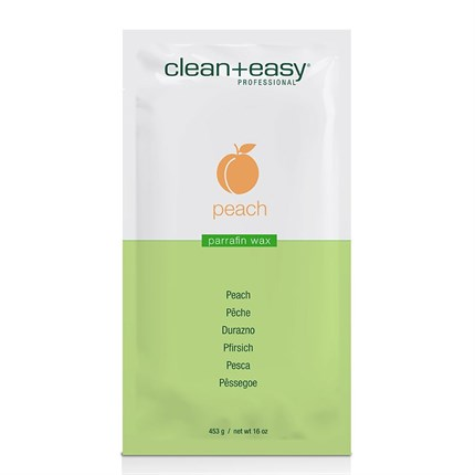 Clean+Easy Paraffin Wax Peach & Juniper 453g