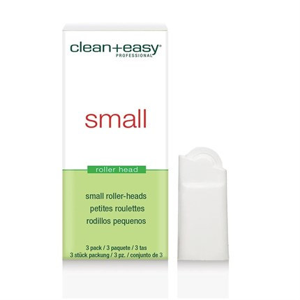Clean+Easy 3 Pack Rollerheads - Small