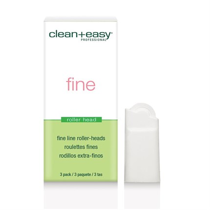 Clean+Easy 3 Pack Rollerheads - Fine