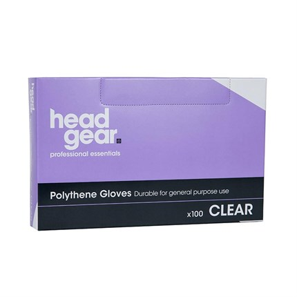 Head-Gear Polythene Gloves Pk100