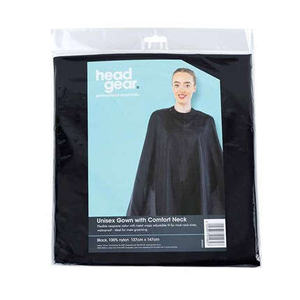 Head-Gear Unisex Gown with Comfort Neck