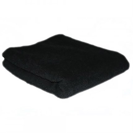 Head-Gear Towels Pk12 - Black (Bleach Proof)