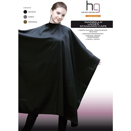 Head-Gear Marbella Ladies Standard Cape - Grey