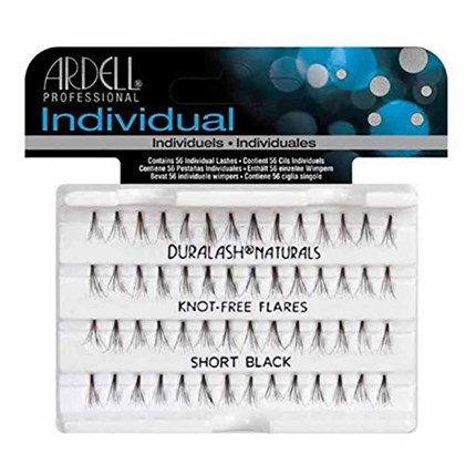 Ardell Individual Lashes - Knot-Free Short Black