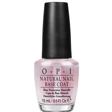 OPI Lacquer 15ml - Natural Base Coat