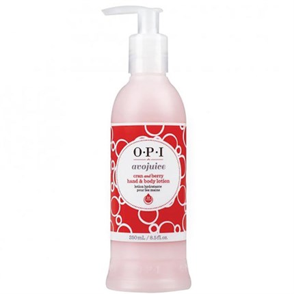 OPI Avojuice Skin Quenchers Cran & Berry 250ml