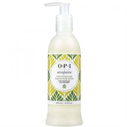 OPI Avojuice Skin Quenchers Sweet Lemon Sage 250ml