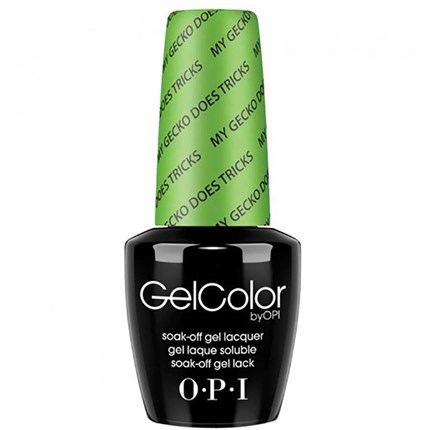 OPI GelColor 15ml - Hawaii - My Gecko Does Tricks