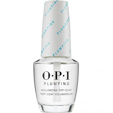OPI Lacquer 15ml - Plumping Top Coat