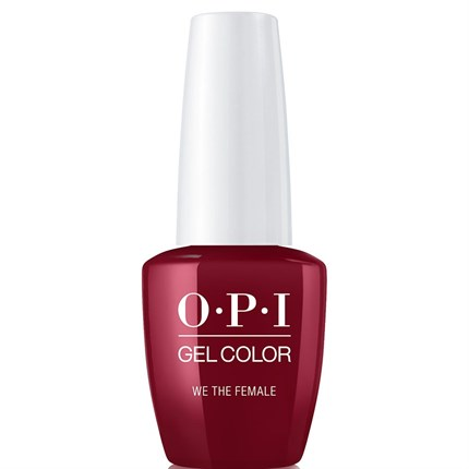 OPI GelColor 15ml - Washington DC - We The Female