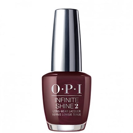 OPI Infinite Shine 15ml - Nutcracker - Black To Reality