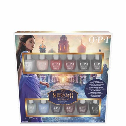 OPI Infinite Shine Nutcracker Mini (12 Pack)