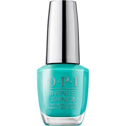 OPI Infinite Shine 15ml - Neon - Dance Party 'Teal Dawn