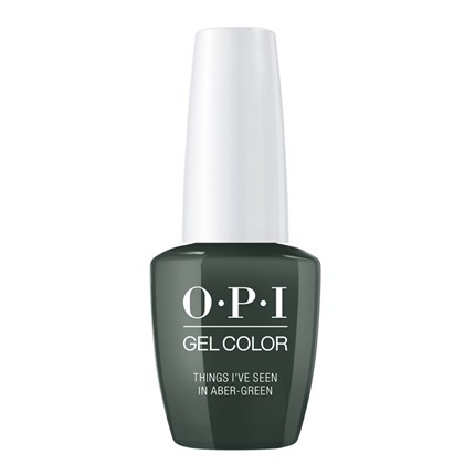OPI GelColor 15ml - Scotland - Thing's I've Seen In Aber-Green