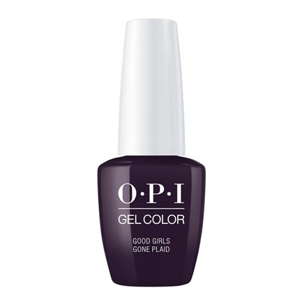 OPI GelColor 15ml - Scotland - Good Girls Gone Plaid
