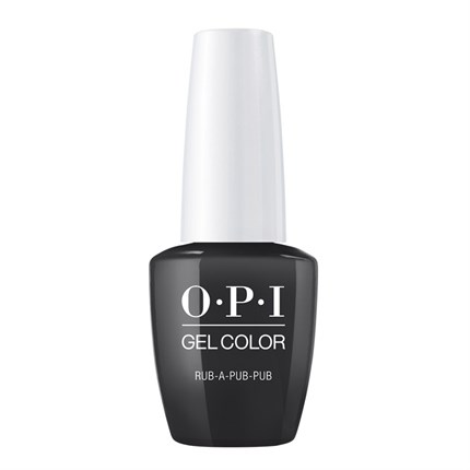 OPI GelColor 15ml - Scotland - Rub-A-Pub-Pub