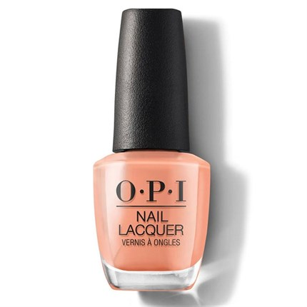 OPI Lacquer 15ml - Mexico City - Coral-ing Your Spirit Animal