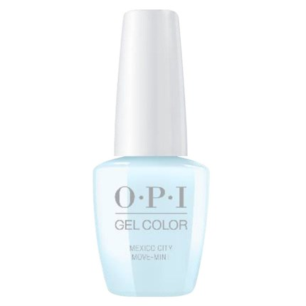 OPI GelColor 15ml - Mexico City - Move-Mint