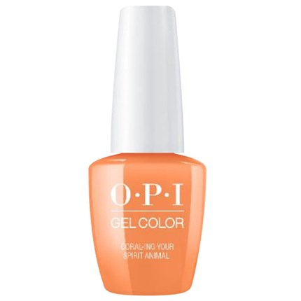 OPI GelColor 15ml - Mexico City - Coral-ring Your Spirit Animal