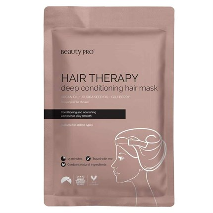 BeautyPro Hair Therapy Deep Conditioning Mask - Single