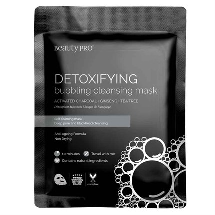 BeautyPro Detoxifying Cleansing & Foaming Mask 18ml