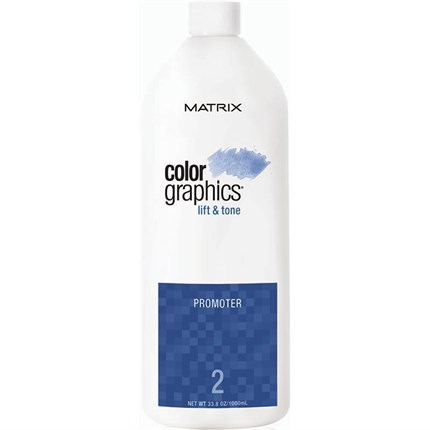 Matrix ColorGraphics Lift & Tone Promoter 1 Litre - 22Vol