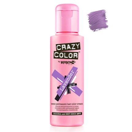 Crazy Color Hair Colour Creme 100ml - Lavender