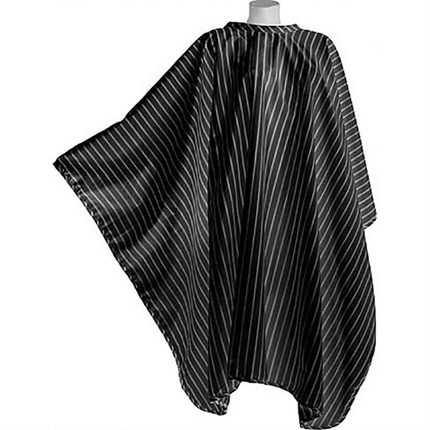 Macintyre Vintage Barber Cape - Black
