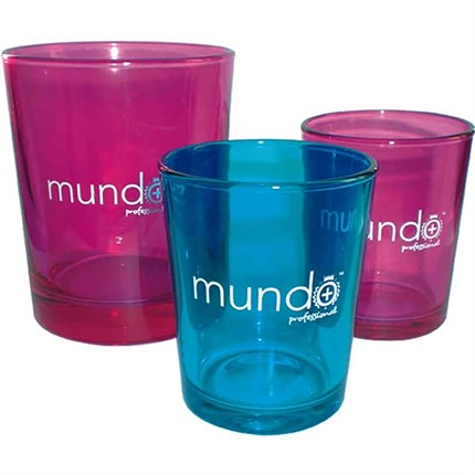 Mundo Disinfection Jar - Large, Pink